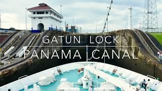 Kaptancan - Panama Kanal gecisi