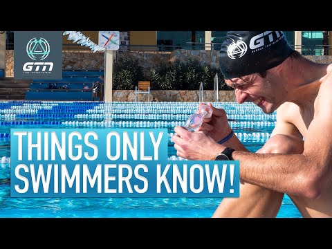10 Things Only Swimmers Will Understand! | Swimming Problems