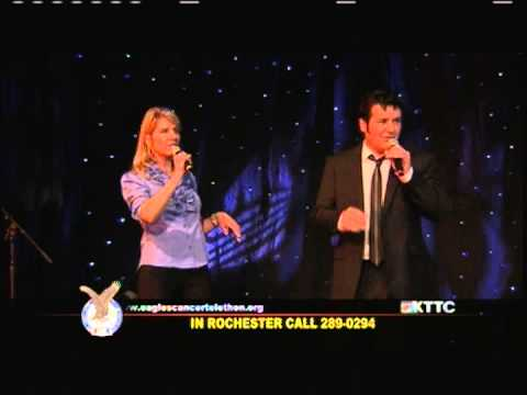 Eagles Cancer Telethon 2013: Brad and Joanne Boice - He Drinks Tequila - Lorrie Morgan Sammy Kershaw