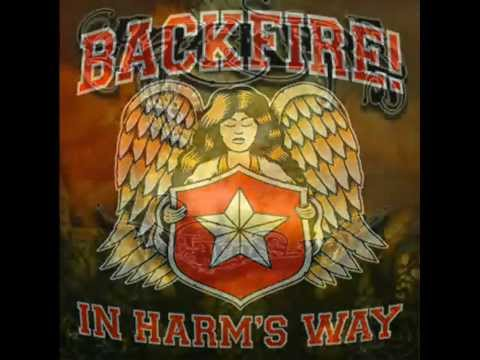 BACKFIRE! - In Harm's Way 2008 [FULL ALBUM]