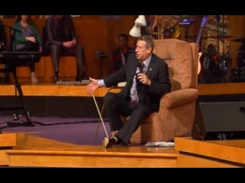 Rod Parsley - Being obedient to the prophetic word