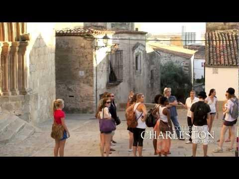 Photo Essay of Trujillo, Spain -- Study Abroad Semester Program -- College of Charleston