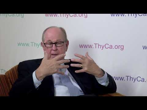 Understanding Medullary Thyroid Cancer:  Robert F. Gagel, M.D.