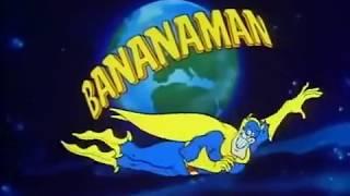 Bananaman - intro (classic BBC cartoon series)