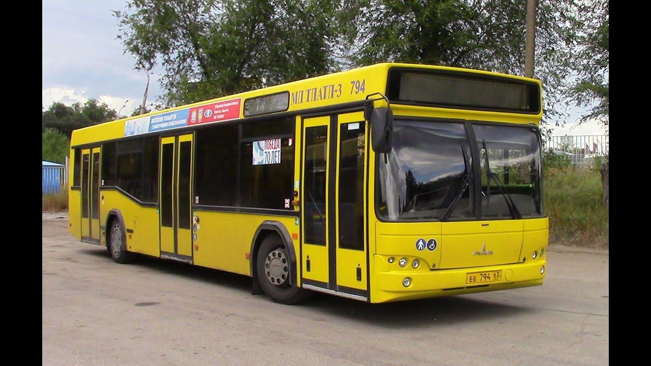 Фото Маз Автобус