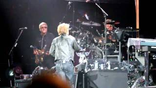 Bon Jovi -  Bad Case of Loving You (Doctor, Doctor) w/ Bad Medicine HD Live NMS 5-27-10