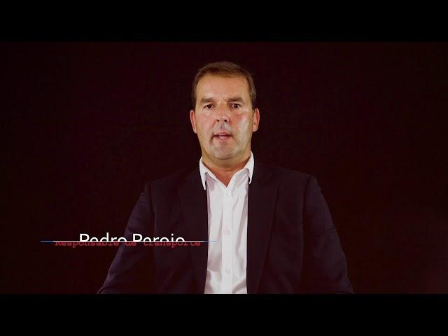 Pedro Perojo, experto en seguros de Flotas y mercancias. Aseguras