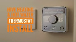 Hive Active Heating and Hot Water Thermostat - Unboxing, Self Installation & First Impressions