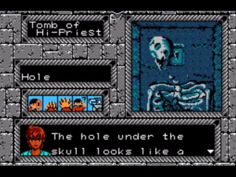 Tombs & Treasure (NES) Complete Playthrough - NintendoComplete