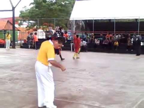 Venezuela, Edo Barinas 1er Tiemp. Semi-Final (Dtto Capital & Anzoategui).avi