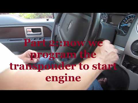 BEST VIDEO Replace Ford Truck Key Program Yourself Spare F150