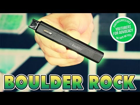 Boulder Rock Pod System Review