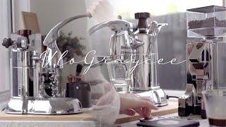 vlog | 홈카페, 커피 그리고 김밥만들기