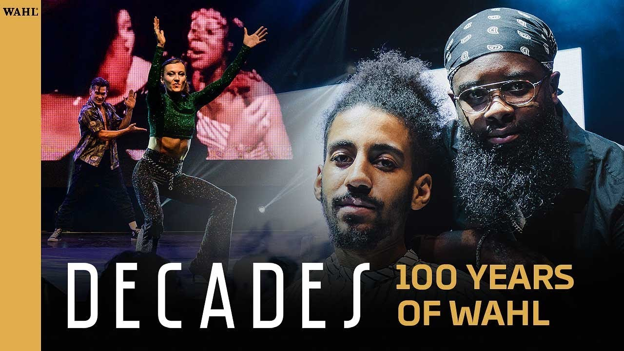 DECADES x MCB Paris 2019 - 100 Years of WAHL Show