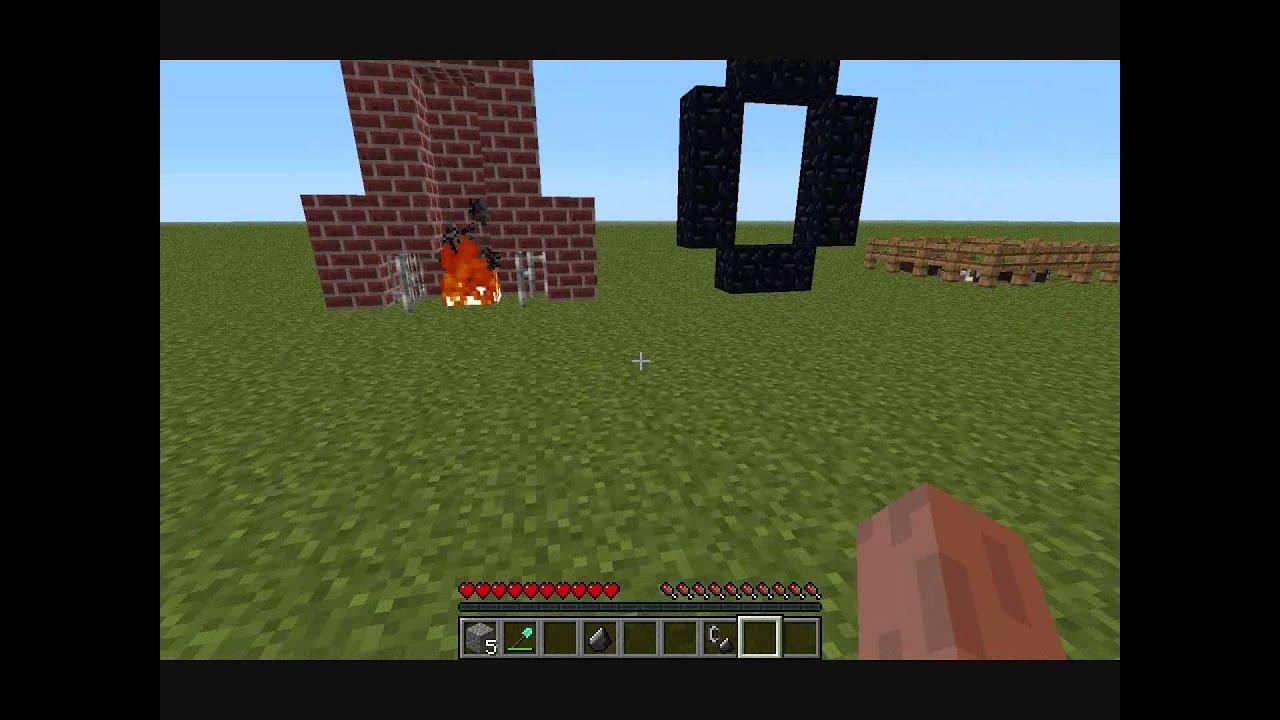 how to make steel ingots in minecraft