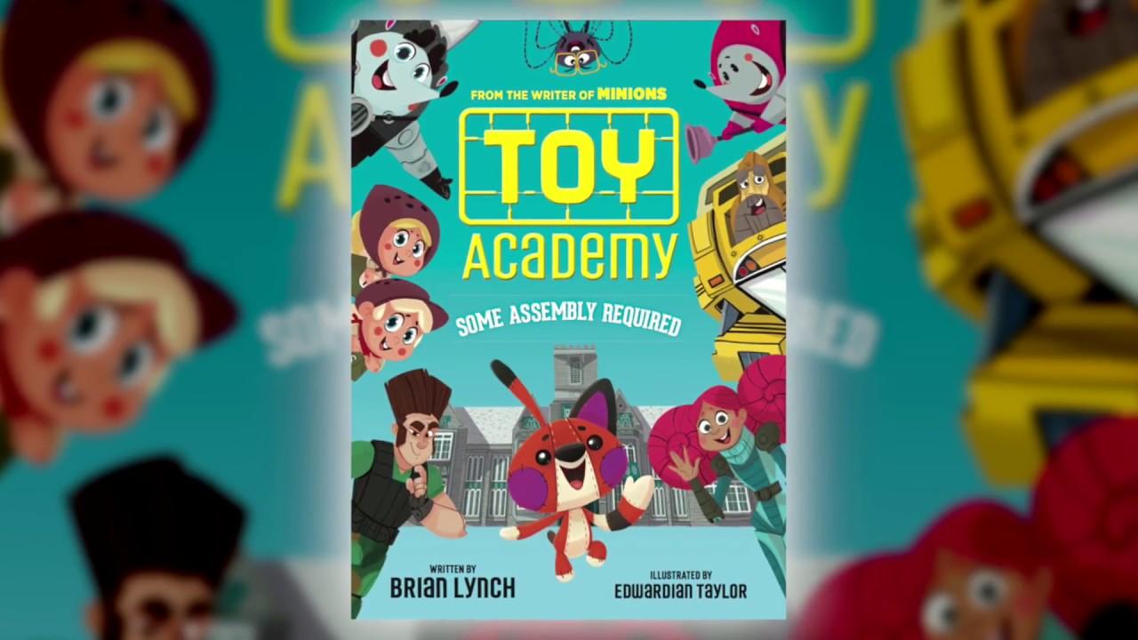 Toy Academy by Brian Lynch - YouTube