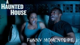 Haunted House Funny Moments