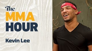 Kevin Lee speaks to Luke Thomas on The MMA Hour about his upcoming ...