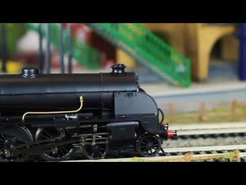 Hornby: Maunsell S15 Class   Late BR