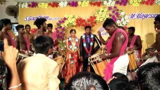 Mapla Dance Gowtham Alageshwari Marriage 05/06/2017
