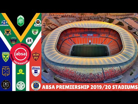 🇿🇦🇿🇦South Africa Premiership Stadiums 2019/20 🇿🇦🇿🇦