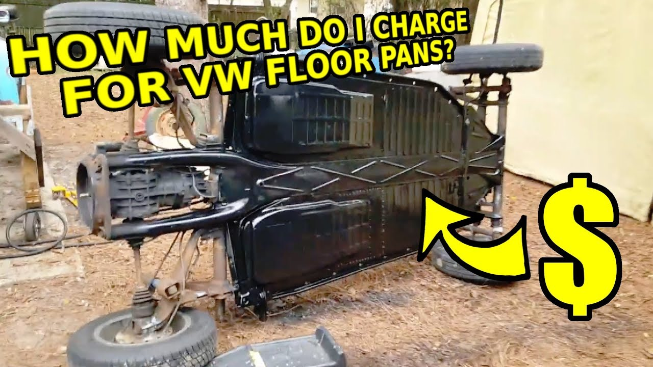 How Much Do I Charge to Replace VW Floor Pans? - Mid Day Q & A - 21