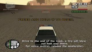 GTA San Andreas - Walkthrough - Driving School #4 - Pop and Control (HD)