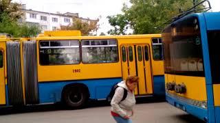Градският транспорт по бул. Стефан Тошев в гр. София (Част 2)