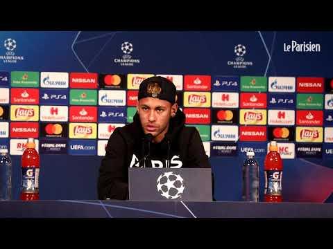 PSG - Etoile Rouge de Belgrade. Neymar évoque Thomas Tuchel