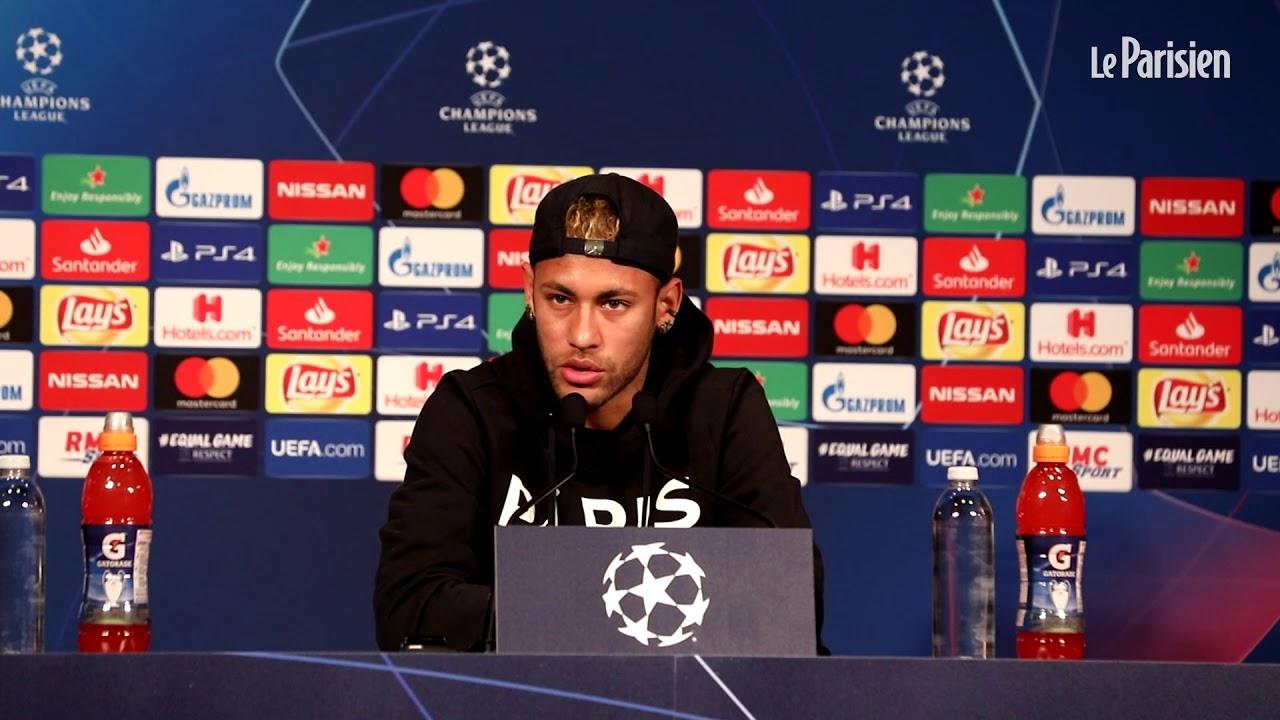 Psg Etoile Rouge De Belgrade Neymar évoque Thomas Tuchel