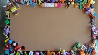 Diy Bulletin Cork Board Repurposing Small Toys