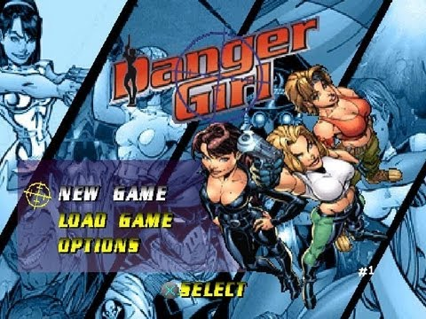 Let's play Danger Girl 01-Rumble in the jungle!