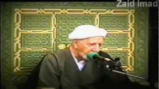 قصة روعة ومفيدة - الشيخ الوائلي رحمه الله