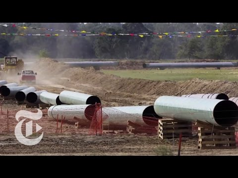 How the Keystone XL Pipeline Got (So) Political | The New Yo