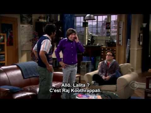 The Big Bang Theory - Keep it real baby (HD)