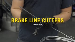 The Easiest Way to Cut Transmission, Fuel and Brake Lines - Professional Tubing Cutters - Eastwood