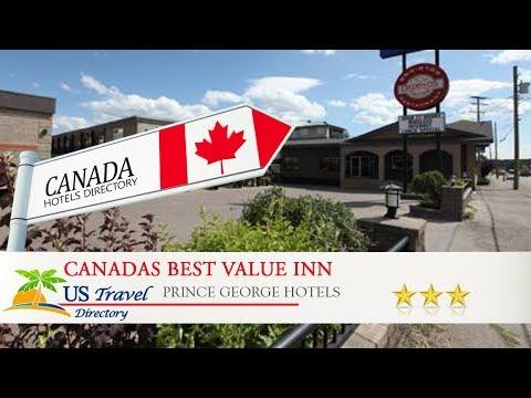 Canadas Best Value Inn - Prince George Hotels, Canada
