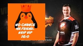 Pasha Kinguin Has No Chance My Friend | # RIP VIP 16:0 | Pasha Biceps Funny Moments #1