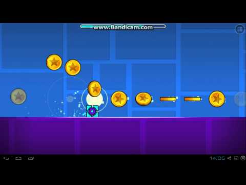 Geometry Dash - Coin Map