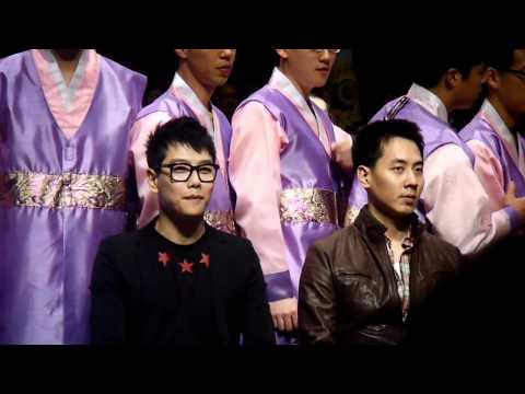 Park Hyo Shin 박효신 110316  The Final(Daegu concert)