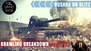 World of tanks Blitz  Brawling Breakdown Part 1 - Featuring the STB-1 thumbnail