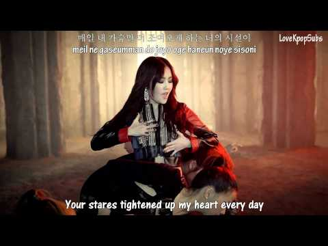 4Minute - Volume Up MV [English subs + Romanization + Hangul] HD