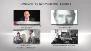 """""""Steve Jobs"""" by Walter Isaacson - Chapter 1 - Audio Book Excerpt"""