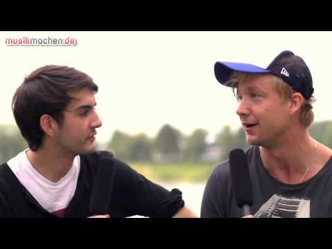 Samu Habers Interview in Bonn am 05.07.2012