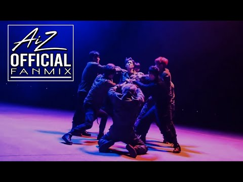 EXO & GAIN - Monster Paradise MV - (Remix)