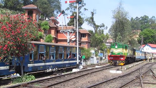 Coonoor Station, Nilgiri Mountain Railway
