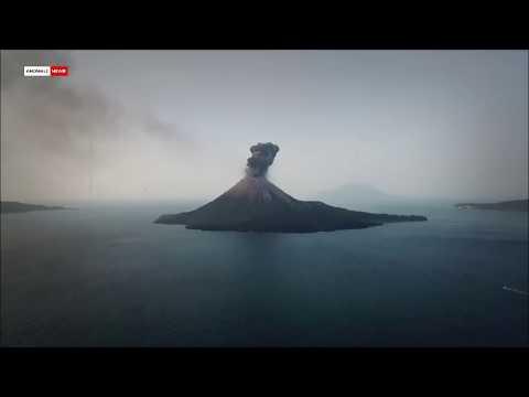 10.000X Lipat Dari B00M Hiroshima Nagasaki..!!! Inilah 5 Fakta Letus@n Gunung Krakatau 1883
