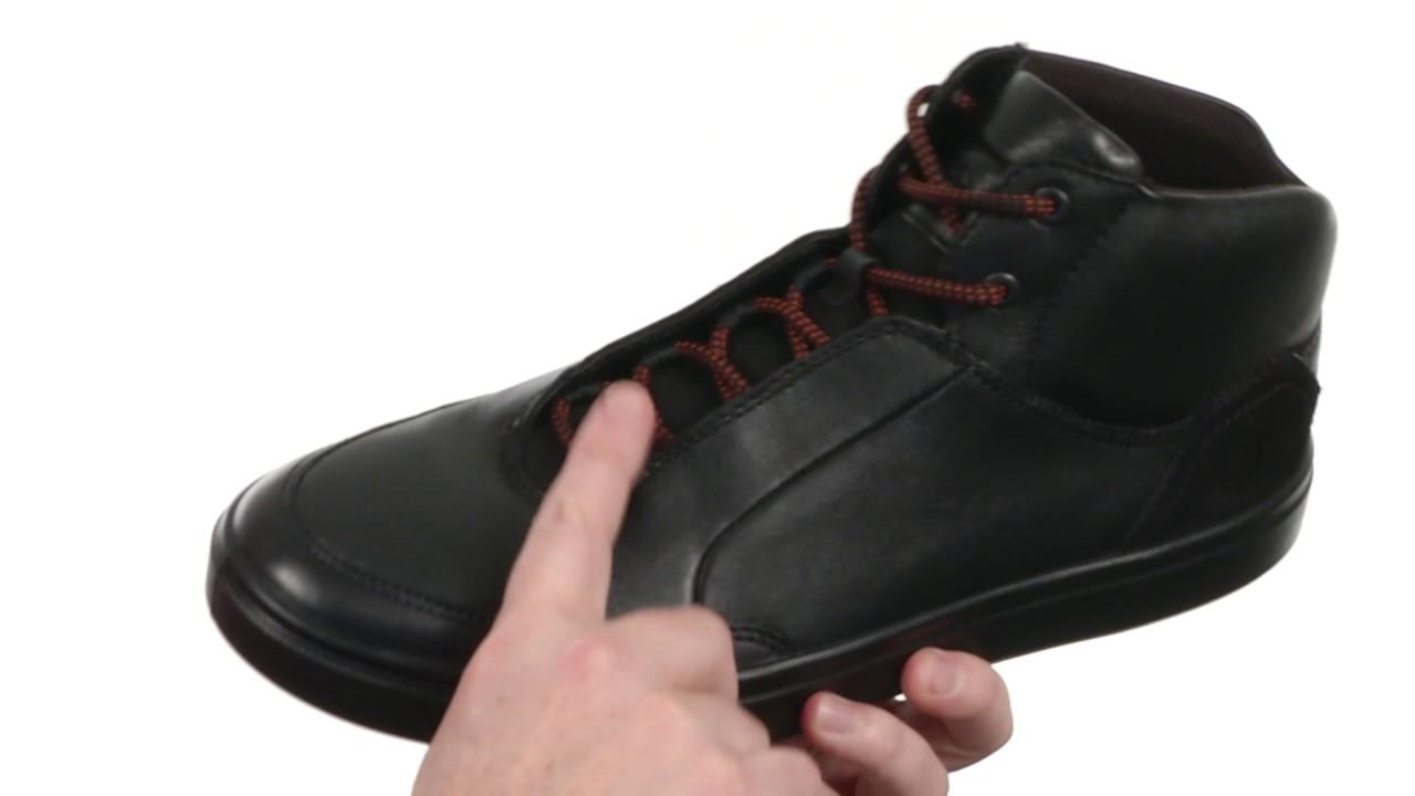 40ff05a2cade ECCO Kyle Street Boot SKU 8776400 - YouTube