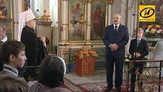 Главы Белорусской православной и католической церквей поздравили прихожан с Пасхой