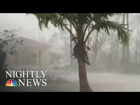Hurricane Dorian Devastation In Bahamas 'Unprecedented,' Officials Say | NBC Nightly News